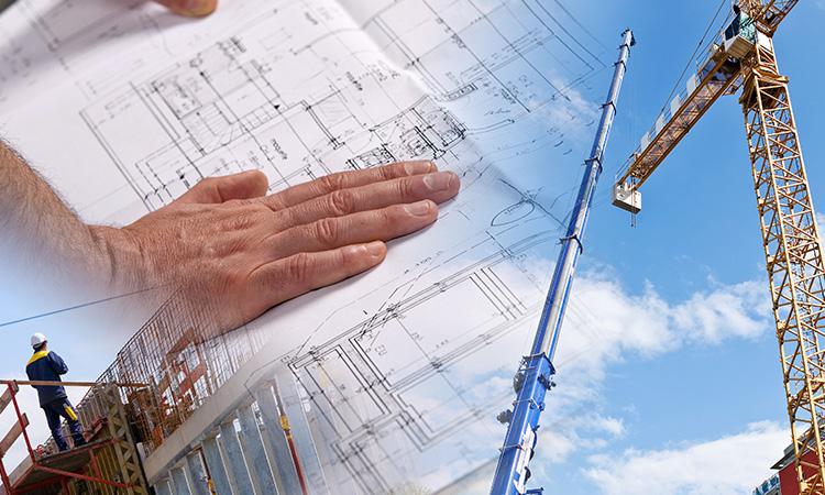 豊富な建設需要
