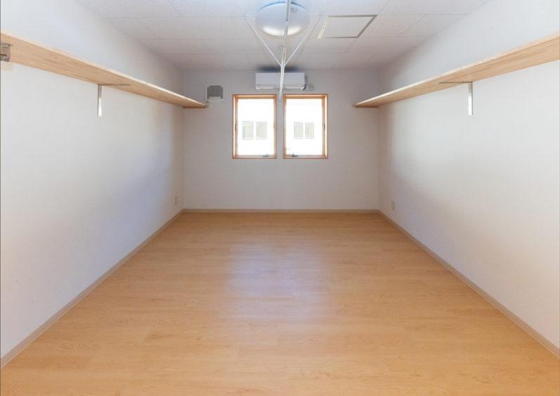 高野山高等学校 居室